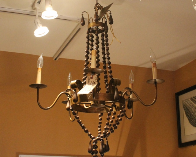 Electric ceiling lamp